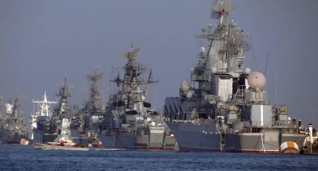 «Да, профессионализм, так мало кто может»: Бабченко рассказал, как Россия целый флот военных кораблей утопила