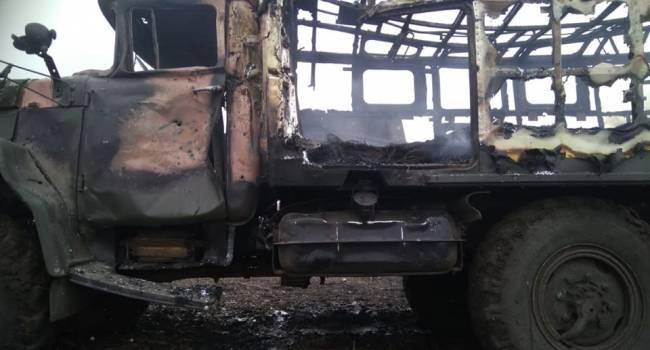 «Удар из ПТУР, автоматные очереди и крики»: Появилось видео сегодняшнего жесткого боя у Красногоровки
