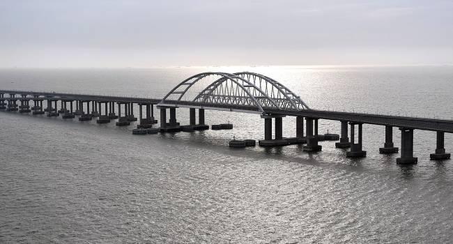 «Знищити Кримський міст? Ні, не вдастся», - військовий експерт