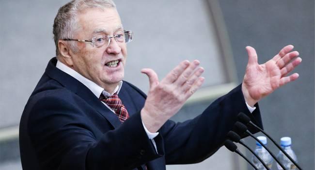 Жириновский в прямом эфире призвал оккупировать Беларусь