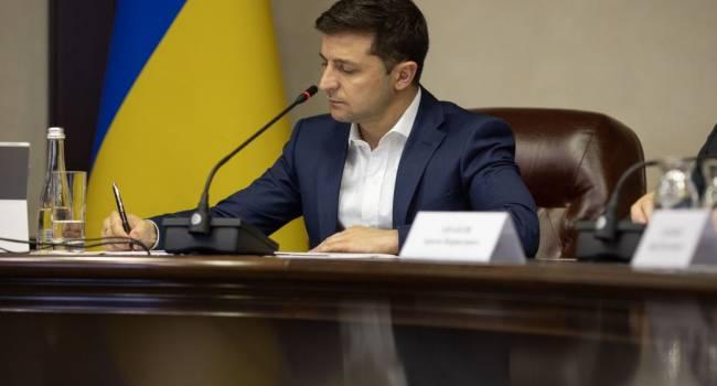 Вопреки выводу Конституционного Суда Зеленский подписал закон о перезапуске ГБР
