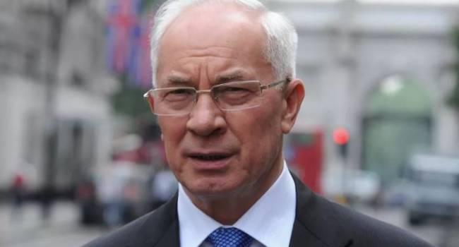 «А дальше что?»: Эксперт рассказал, что было бы, если бы Азаров возглавил Донбасс