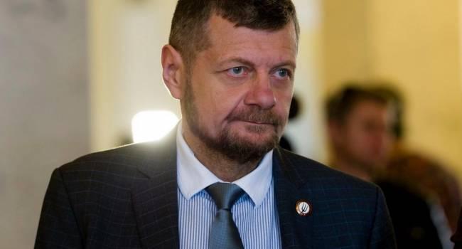 Украинские правоохранительные органы находятся в состоянии «клинической смерти», и сегодня они ни на что не способны - Мосийчук