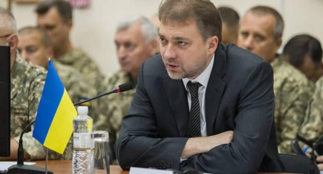 Украинская армия готовится к полному перемирию с 1 января следующего года - министр обороны
