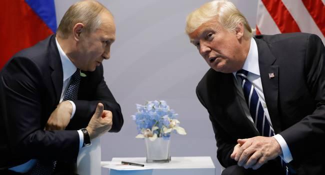 Если Трамп и Путин заключат «большую сделку», то Украина полностью отходит под влияние Кремля - Корнейчук