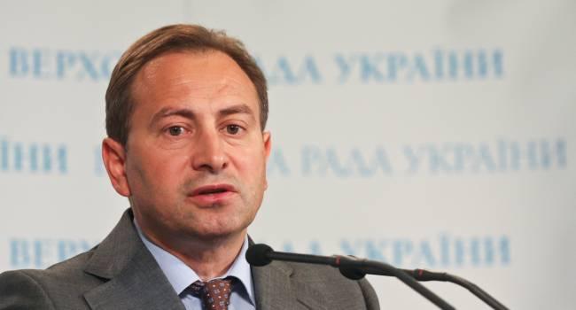 Интересно, когда же Зеленский выполнит свое обещание, и появятся результаты расследования по коррупционному финансированию телеканалов Медведчука - Томенко