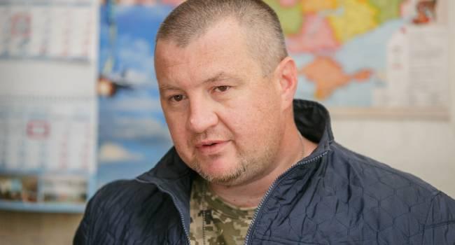 Многие партии пытаются использовать добровольцев для внутриполитической борьбы в Украине - Машовец