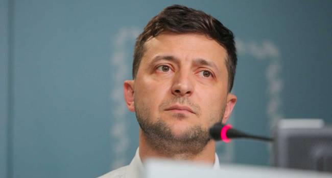 «Я устал, я ухожу»: Погребинский сравнил Зеленского с Ельциным и заявил, что президент не протянет еще четыре года