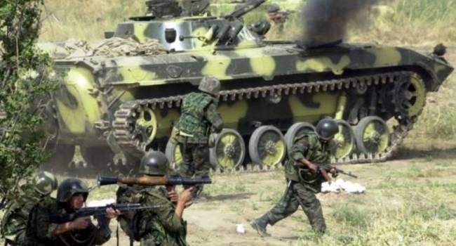 Арестович: на военных учениях «Кавказ-2020» россияне будут отрабатывать операцию по захвату Украины