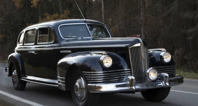 Миллионы евро: эксперты назвали стоимость угнанного лимузина Сталина