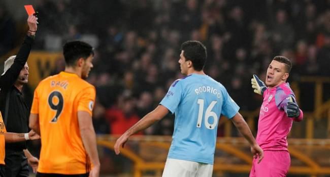«Манчестер Сити» продолжает сыпаться: «Горожане» проиграли «Вулверхемтону, выигрывая 2:0
