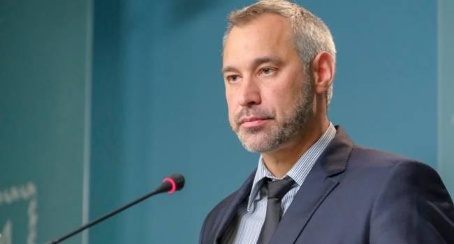 Богданов: Рябошапка – кореш Портнова, не хотел в это верить, но он сам себя разоблачил