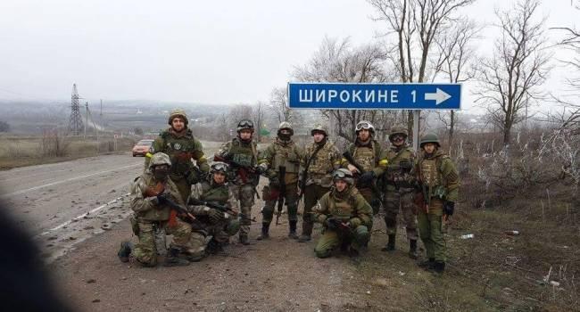 «Жара под Песками и ад в Широкино»: Военные РФ сосредоточили все силы для прорыва линии обороны ООС, задействована тяжелая техника