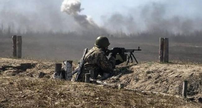 «В ход пошел 120-мм калибр»: Наемники РФ напали на позиции ВСУ на Донбассе – пресс-центр