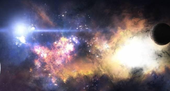 Астрономы обнаружили в космосе новогоднюю елку