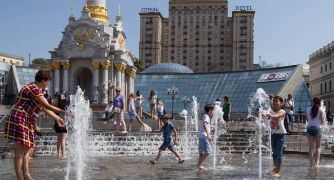 2019 год стал самым теплым за всю историю метеонаблюдений в Украине