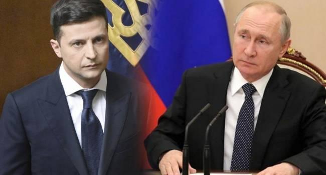 Арестович: Путин услышал Зеленского, и он готов сойтись посредине