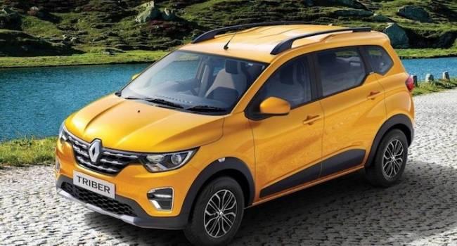 Компания Renault решила вывести свой бюджетный кроссовер Triber на глобальный рынок
