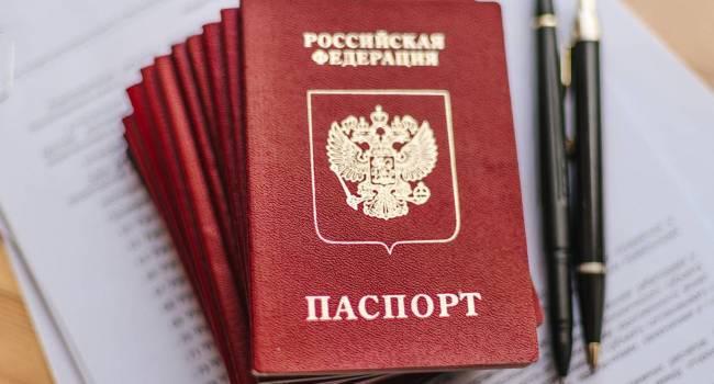 «Фиаско Путина на Донбассе»: Жители ОРДО, даже в «армии ДНР» массово отказываются от паспортов РФ, оставаясь гражданами Украины