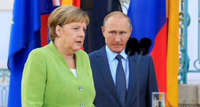 Путин и Меркель обсудили прогресс в газовом вопросе с Украиной и согласовали нюансы по «Северному потоку - 2»