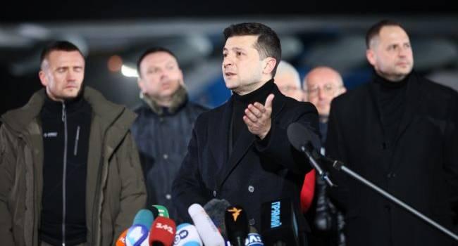 «Обміняв би і сотню «беркутівців» на одного героя»: Зеленський пояснив позицію України по звільненим бійцям «Беркуту»