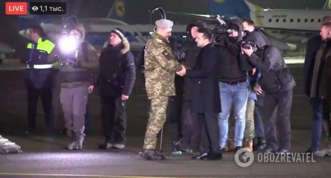 Зеленський пояснив, чому були звільнені тільки деякі військові, а багато інших лишаються в полоні