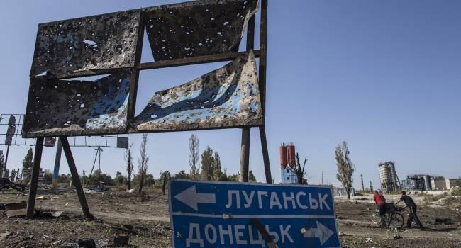 Проблема Донбасса может быть решена только лишь после того, как Россия признает себя стороной конфликта - немецкий обозреватель
