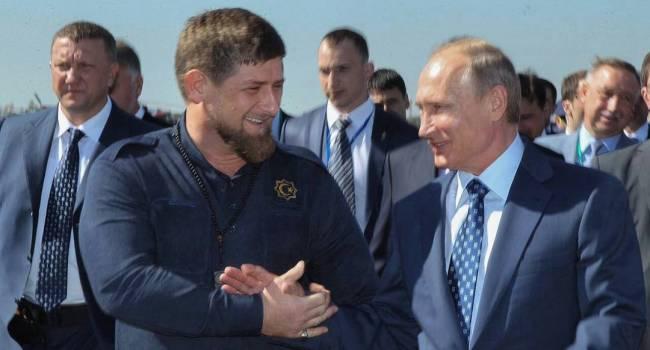 «Хватило мужества»: Кадыров рассыпался в благодарностях перед Путиным