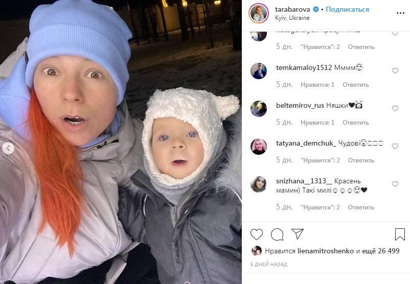 «Ну, копия мамочка»: украинская певица выложила фото с сыном, шокировав схожестью