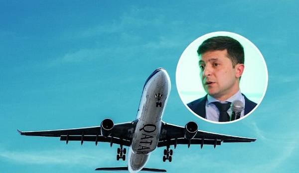 Пресс-секретарь Зеленского Мендель угодила в скандал из-за поездки гаранта в Оман
