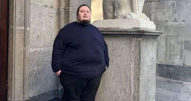 «Увесистый» сын Никаса Сафонова заявил, что не собирается худеть