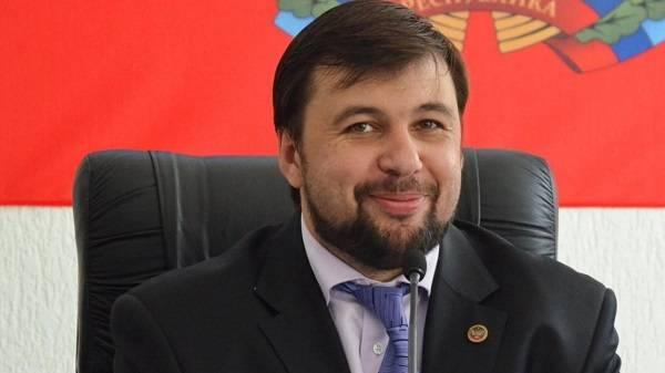 «Недостаточно чиновников, для которых главное – это служение народу»: Пущилин признался в серьезных проблемах в «ДНР»