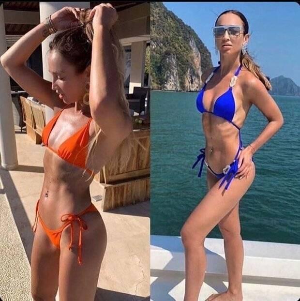 Ольга Бузова неожиданно обзавелась грудью