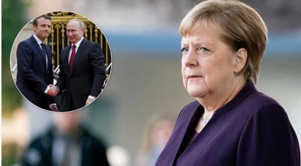Путин, Помпео и Макрон пожаловали к Меркель: о чем будет разговор