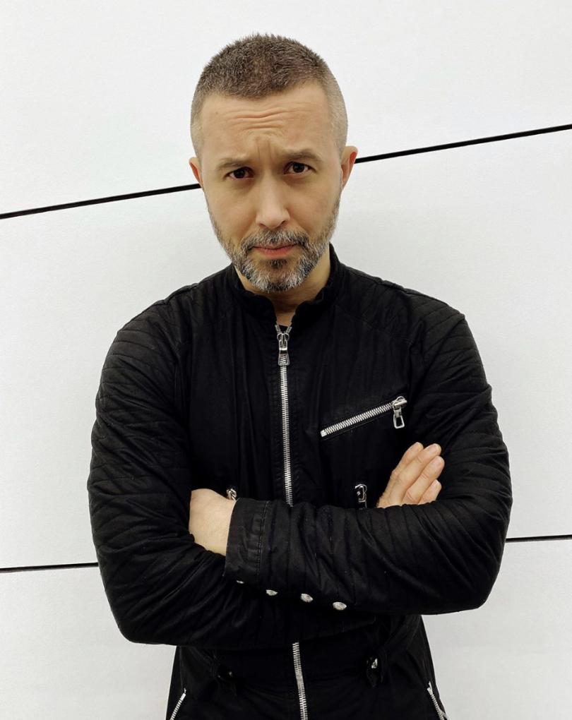 Сергей Бабкин сменил имидж и стал «украинским Брэдом Питтом»