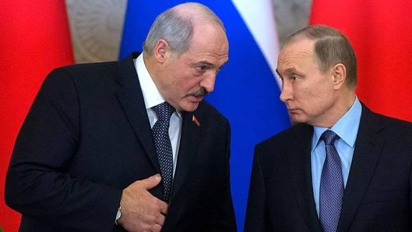 «Володя, у тебя выбор»: журналист заподозрил Лукашенко в давлении на Путина
