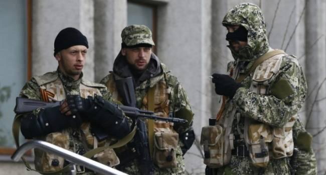 «Облава в Донецке»: Местная «полиция» отлавливает членов НВФ