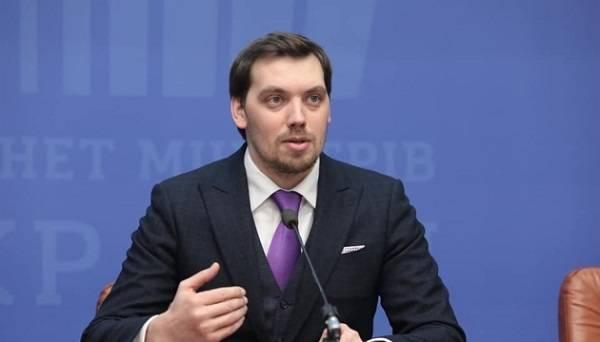 «Вокруг правительства грязные игры»: Гончарук рассказал, намерен ли он уходить в отставку