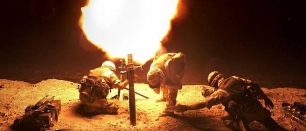Страшний бій, гуркіт, тремтить земля і велика пожежа: Під Пісками йде кровопролитний бій