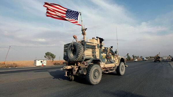Военные США заблокировали российским военным передвижение в Сирии