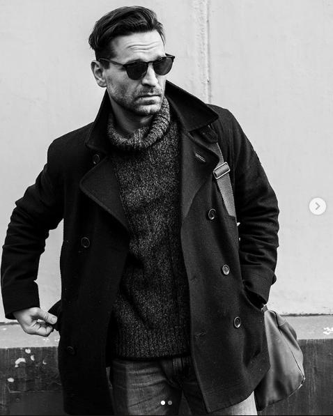 «Бррутал100%»: Новый актер сериала «Сваты» продемонстрировал свою мужскую харизму