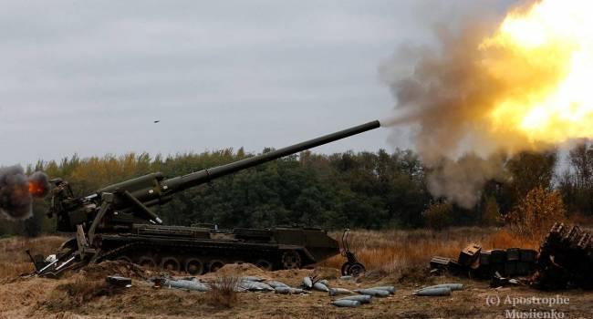 Найманці РФ зайняли позиції ЗСУ і жорстко розстріляли самі себе