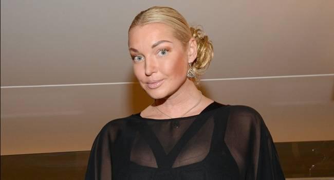 Анастасия Волочкова заявила, что больше не хочет быть мамой