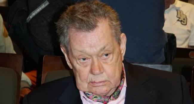 Вдова Николая Караченцова рассказала, какими были его последние слова перед смертью