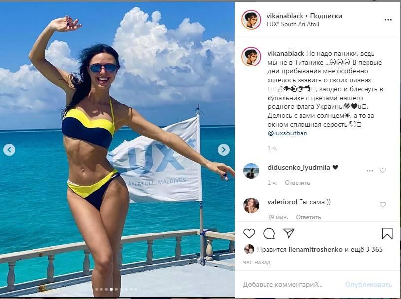 «Самый красивый патриот Украины»: Вика из «НеАнгелов» покорила сеть своим накаченным телом в желто-синем купальнике