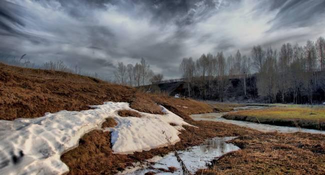 Мокро только на востоке: синоптики рассказали о погоде в первый день нового года