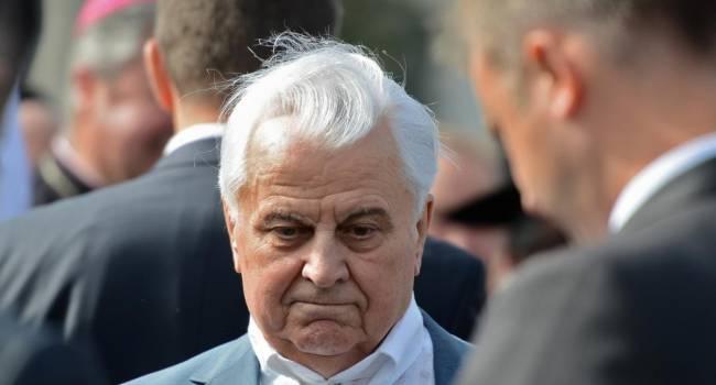 Виталий Бала: появление Кравчука в поздравлении Зеленского вообще сняло все вопросы