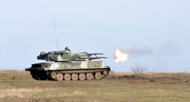 «Паника в «ЛНР»: Наемники РФ заявляют о готовящейся ВСУ масштабной атаке, размещены зенитки и бронетехника