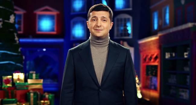 «Помните, что любить Украину – это любить всех украинцев, включая Пушилина и Пасичника»: новогоднее обращение Зеленского разделило украинце на два табора