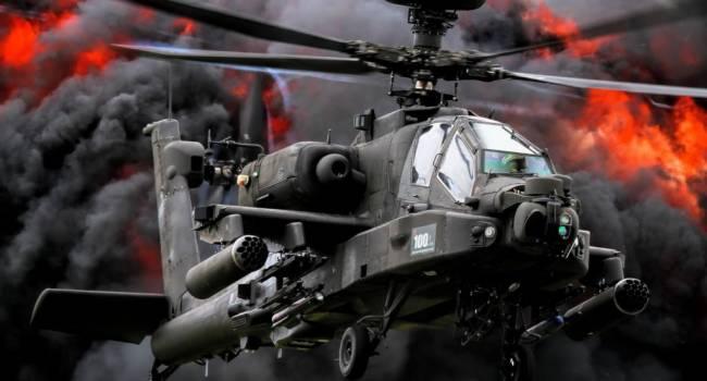 «Атака з повітря і вбивство військового США»: Трамп терміново підняв в небо бойову авіацію